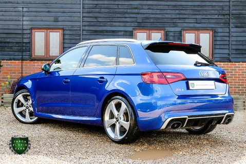Audi RS3 SPORTBACK QUATTRO NAV 28