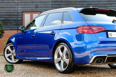 Audi RS3 SPORTBACK QUATTRO NAV 30