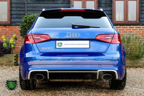 Audi RS3 SPORTBACK QUATTRO NAV 31