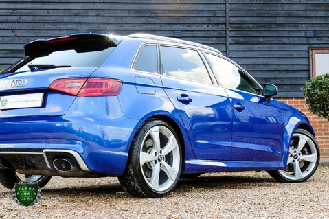 Audi RS3 SPORTBACK QUATTRO NAV 39