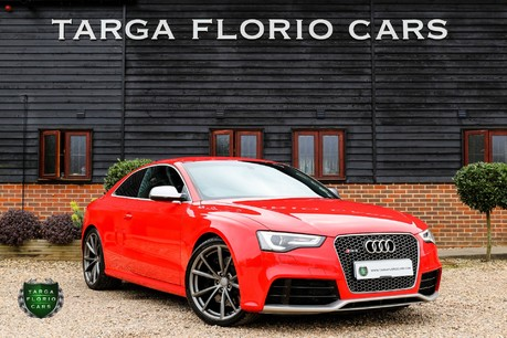 Audi RS5 FSI QUATTRO COUPE