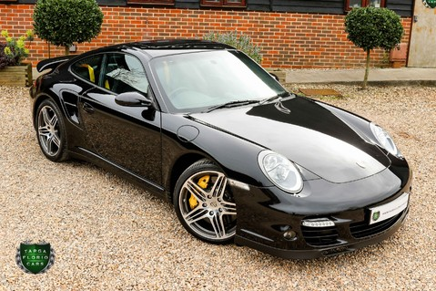 Porsche 911 TURBO TIPTRONIC S 18