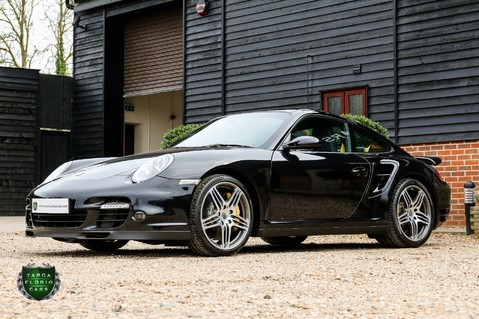 Porsche 911 TURBO TIPTRONIC S 27