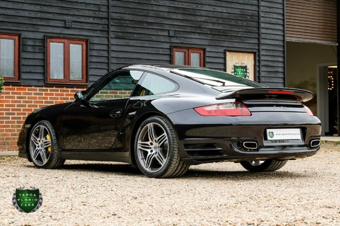 Porsche 911 TURBO TIPTRONIC S 39