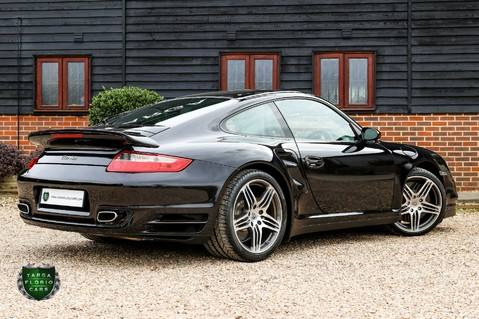 Porsche 911 TURBO TIPTRONIC S 41