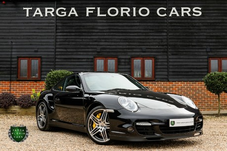 Porsche 911 997.1 TURBO TIPTRONIC S