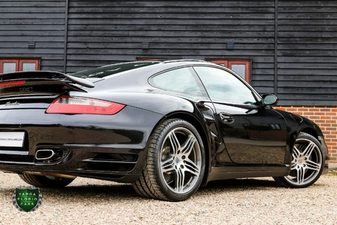 Porsche 911 TURBO TIPTRONIC S 7