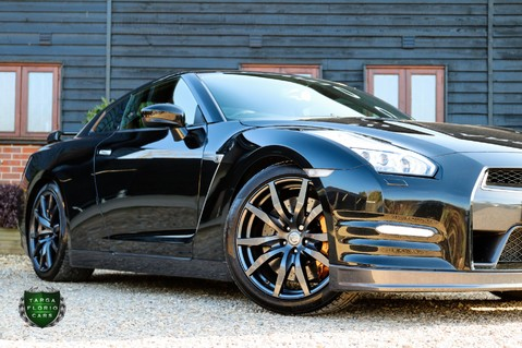 Nissan GT-R V6 Premium Edition 16