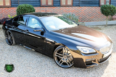 BMW 6 Series 650I M SPORT GRAN COUPE 17