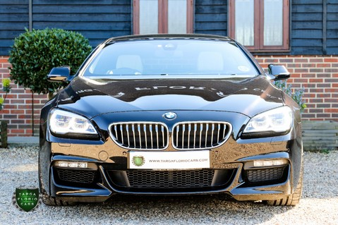 BMW 6 Series 650I M SPORT GRAN COUPE 19