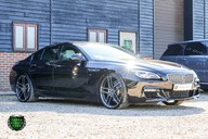 BMW 6 Series 650I M SPORT GRAN COUPE 23