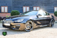 BMW 6 Series 650I M SPORT GRAN COUPE 24