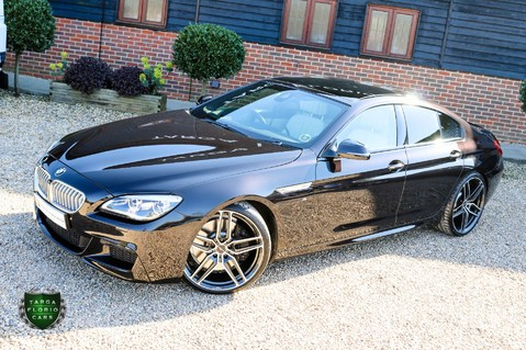 BMW 6 Series 650I M SPORT GRAN COUPE 25
