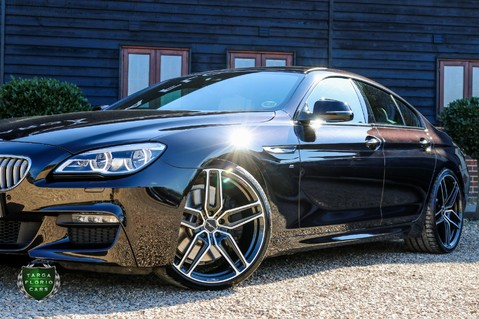 BMW 6 Series 650I M SPORT GRAN COUPE 26