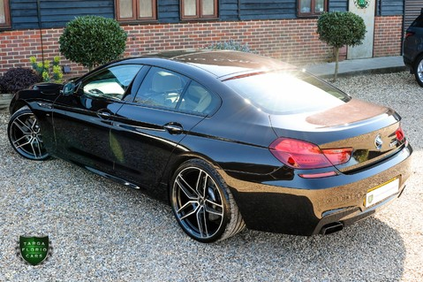 BMW 6 Series 650I M SPORT GRAN COUPE 29