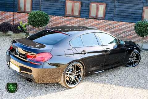 BMW 6 Series 650I M SPORT GRAN COUPE 37