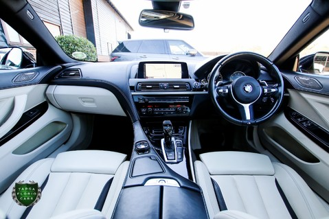 BMW 6 Series 650I M SPORT GRAN COUPE 7