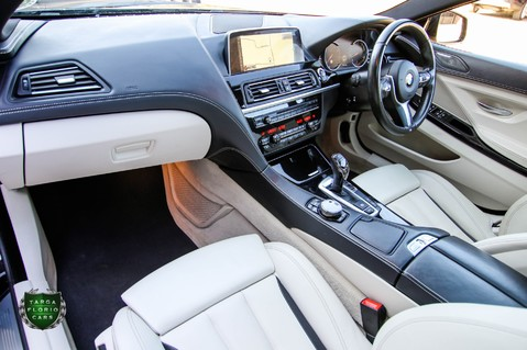 BMW 6 Series 650I M SPORT GRAN COUPE 56
