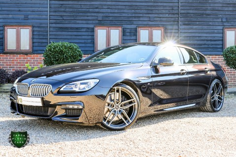 BMW 6 Series 650I M SPORT GRAN COUPE 2
