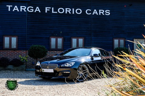 BMW 6 Series 650I M SPORT GRAN COUPE 3