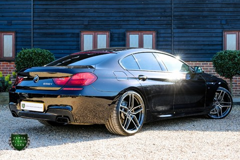 BMW 6 Series 650I M SPORT GRAN COUPE 5