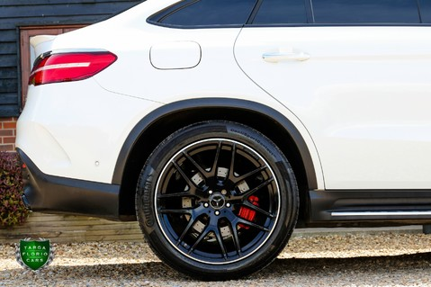 Mercedes-Benz Gle Coupe AMG 63 S 4MATIC PREMIUM 15