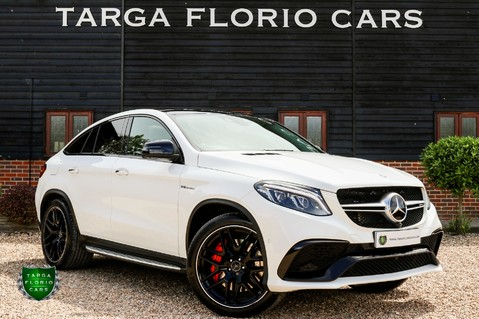 Mercedes-Benz Gle Coupe AMG 63 S 4MATIC PREMIUM 16