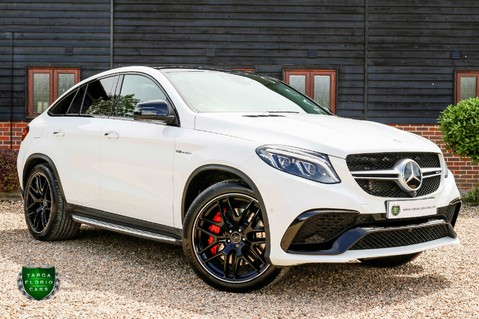 Mercedes-Benz Gle Coupe AMG 63 S 4MATIC PREMIUM 17