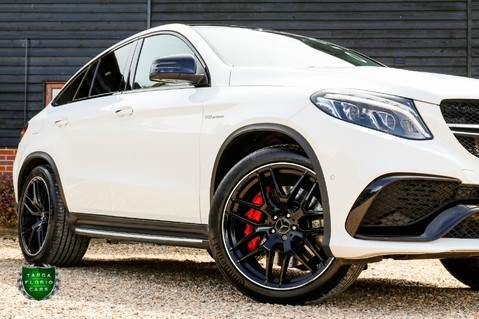 Mercedes-Benz Gle Coupe AMG 63 S 4MATIC PREMIUM 20