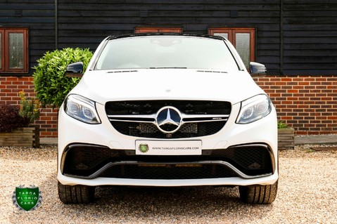 Mercedes-Benz Gle Coupe AMG 63 S 4MATIC PREMIUM 22