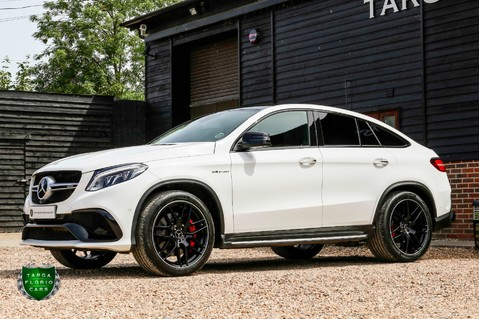 Mercedes-Benz Gle Coupe AMG 63 S 4MATIC PREMIUM 27