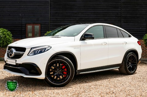 Mercedes-Benz Gle Coupe AMG 63 S 4MATIC PREMIUM 28