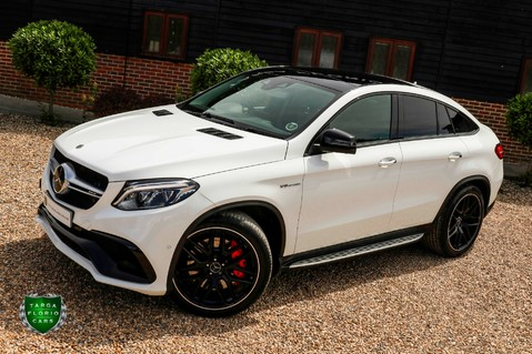 Mercedes-Benz Gle Coupe AMG 63 S 4MATIC PREMIUM 29