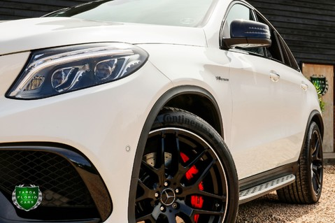 Mercedes-Benz Gle Coupe AMG 63 S 4MATIC PREMIUM 31
