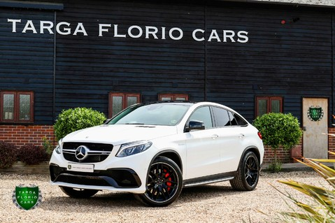 Mercedes-Benz Gle Coupe AMG 63 S 4MATIC PREMIUM 32