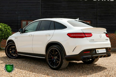Mercedes-Benz Gle Coupe AMG 63 S 4MATIC PREMIUM 33