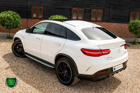 Mercedes-Benz Gle Coupe AMG 63 S 4MATIC PREMIUM 34