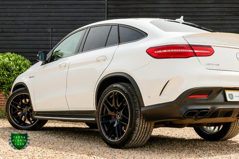 Mercedes-Benz Gle Coupe AMG 63 S 4MATIC PREMIUM 35