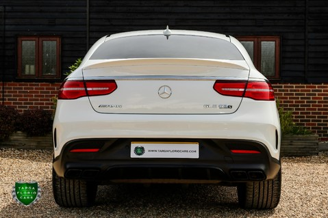 Mercedes-Benz Gle Coupe AMG 63 S 4MATIC PREMIUM 36