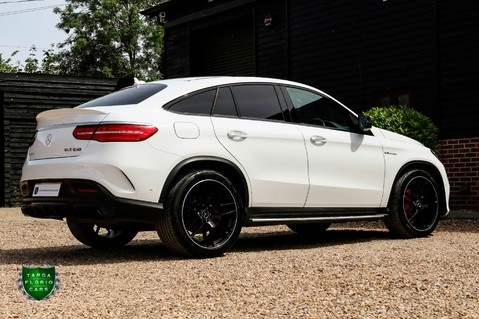 Mercedes-Benz Gle Coupe AMG 63 S 4MATIC PREMIUM 40