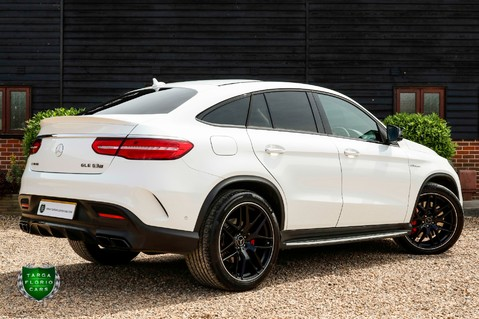Mercedes-Benz Gle Coupe AMG 63 S 4MATIC PREMIUM 41