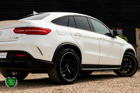 Mercedes-Benz Gle Coupe AMG 63 S 4MATIC PREMIUM 43