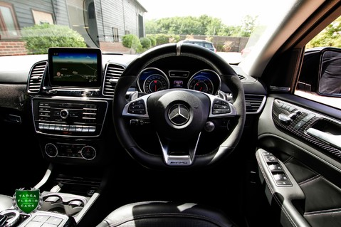 Mercedes-Benz Gle Coupe AMG 63 S 4MATIC PREMIUM 57