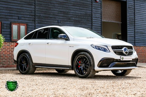 Mercedes-Benz Gle Coupe AMG 63 S 4MATIC PREMIUM 6