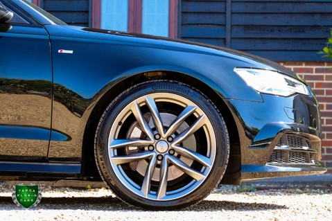 Audi A6 AVANT V6 BiTDI QUATTRO BLACK EDITION 12