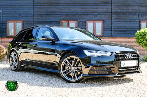 Audi A6 AVANT V6 BiTDI QUATTRO BLACK EDITION 15