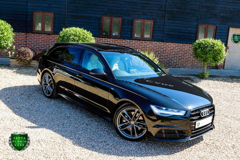 Audi A6 AVANT V6 BiTDI QUATTRO BLACK EDITION 16