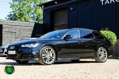 Audi A6 AVANT V6 BiTDI QUATTRO BLACK EDITION 23