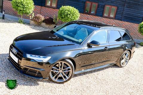 Audi A6 AVANT V6 BiTDI QUATTRO BLACK EDITION 25