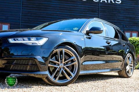Audi A6 AVANT V6 BiTDI QUATTRO BLACK EDITION 26
